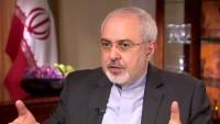 Zarif: Trump, İran halkına karşı hilekar tutum sergiliyor