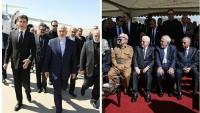 """Zarif'ten Irak Kürdistanı'nda """"birlik"""" çağrısı"""