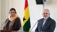 İran Dışişleri Bakanı Zarif: İran her zaman Gana halkından yana