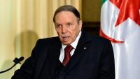 Cezayir'de Buteflika adaylığını geri çekti