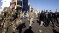 Cezayir'de askerleri hedef alan silahlı saldırıda 11 asker hayatını kaybetti