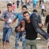 Siyonist İsrail Güçleri Gazze ve Nablus'ta 2 Çocuğu Yaraladı