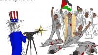 Karikatür: Amerika'dan Nijerya'ya : Filistin İçin Ayaklanan Herkes Bedel Öder