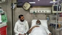 Allame ''Racih Nasır Abbas Caferi'' 80 Günlük Açlık Grevinin Ardından Hastaneye Kaldırıldı