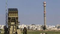 Siyonist İsrail Rejimi Golan Tepelerine Demir Kubberi Yerleştiriyor