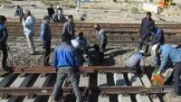 İran ve Azerbaycan demiryolları birleşiyor