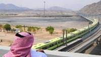 Siyonist İsrail'in Arabistan'a demiryolu inşa planı