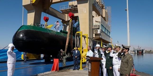 İran İslam Cumhuriyeti, 3200 ton ağırlığında denizaltı yapıyor