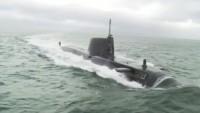 İngiltere denizaltılarının Suriye'ye saldırmak için füze menziline geldiği açıklandı