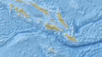 Solomon Adaları 6.7 şiddetinde deprem meydana geldi
