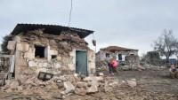 Çanakkale'de 5.3 büyüklüğünde deprem meydana geldi