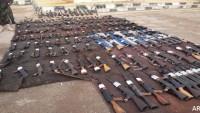 Suriye'de Binden Fazla Silahlı Af Kararından Faydalandı