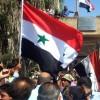Dera kırsalında teröristlerden bazıları Suriye ordusuna teslim oldu