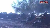 Suriye Ordusu Belde ve Civarındaki Mezraları Kontrolüne Geçirdi