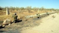 Suriye Ordusu, Dera'da teröre yönelik operasyonlarını sürdürüyor