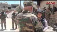 Video: Suriye Ordusunun Dera Operasyonundan Görüntüler