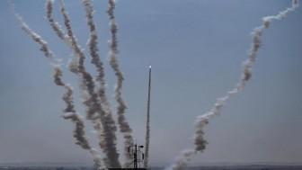 Gazze Direniş Güçlerince Atılan Füzelerden Dolayı Eşkul Kasabasında Elektrikler Kesildi