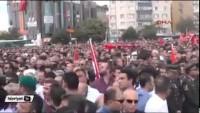 Video: Diyarbakır'daki Şehit Cenazesinde Halka Ahkâm Kesmeye Çalışan Hocaya Halktan Net Mesaj!
