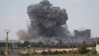 Teröristlerin Şam'a saldırıları sürüyor