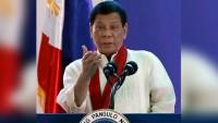 Filipinler Lideri Duterte Yine Bildiğini Okudu