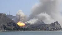 Suudi savaş uçakları Yemen'in el-Hedide bölgesini 80 kez bombaladı