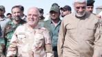 """Foto: Irak Başbakanı İbadi """"Haşdi Şabi"""" Komutanlarıyla Musul'da"""