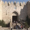 Siyonist İşgal Güçleri El-Amud Kapısı'nda Toplanan Kadınlara Saldırdı