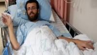 İşgal Yönetimi Filistinli Esir Gazeteci Muhammed El-Gig'i Hastaneye Kaldırdı