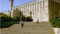 Siyonist Rejim Eylül'de İbrahim El-Halil Camii'de Ezanı 70 Kez Engelledi