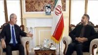 Emir Abdullahiyan: İran'ın siyaseti bütün Yemenlilerin çıkarlarını korumaktır