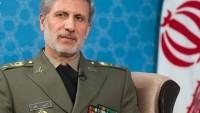 İran Savunma Bakanı: Hiçbir güç İran'ı tehdit edemez