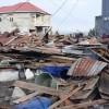 Endonezya'da Binlerce Kişi Halen Enkaz Altında