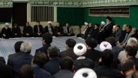 Dünya Mustazafları Rehberi'nin huzurunda Hüseyni -as- Erbain merasimi düzenlendi
