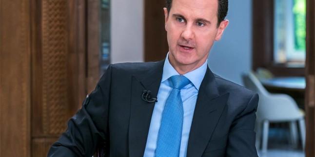 Suriye Lideri Beşşar Esad: ABD Kukla Devletlere Rol Dağılımı Yapıyor