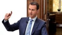 Beşşar Esad: Afrin harekatı terörü destekleme politikasının parçası