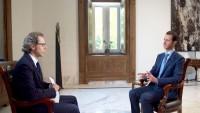 Esad'ın İtalyan Televizyon Kanalı ile Röportajının Tamamı: Bu Savaş, Gerçek Müslümanlar ile Radikaller Arasında Bir Savaştır