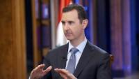 Beşar Esad: İran Hizbullah ve Rusya'nın destekleri ile teröristleri ezdik