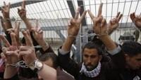 Siyonist İşgal Güçleri Günde Ortalama 40 Kişinin Bileklerine Kelepçe Vuruyor