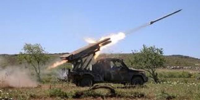 Tekfirci Teröristler Al-Suqaylabiyah Beldesini Füzelerle Vurdu: 1 Şehid 6 Yaralı