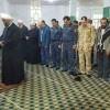 Iraklı Sünni Âlim Musul'da Vahdet namazı kıldırdı