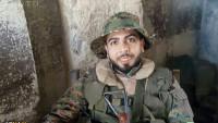 """Türbe Savunucusu """"Hizbullah Askeri"""" Suriye'de Şehit Düştü"""