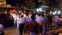 Polis, Suriye'den Gelen Teröristleri Halkın Saldırısından Korudu İddiası