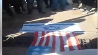 Fas Halkı Kudüs İçin Sokaklara Döküldü