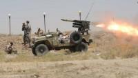 Felluce'de yaşanan çatışmalarda 12 IŞİD teröristi öldürüldü