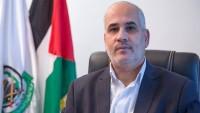 Burhum: Abbas'ın Gazze'ye ve Memurlarına Yönelik Uygulamaları Gayri İnsani