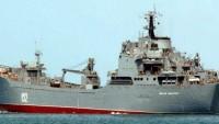 Rus filosu İran'ın kuzey sularına demir atıyor