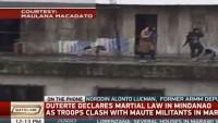 Ebu Seyyaf terör örgütü Marawi kentinde Katolik kilisesini bastı
