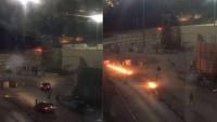 Siyonist Askerlerle Filistinli Gençler Arasında Çatışmalar Tekrar Başladı
