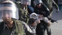 İşgal Güçleri El-Halil Şehrinde Filistinli 2 Çocuğu Tutukladı