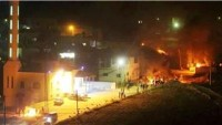 Filistinliler Esir Bişarat'ın Evinin Etrafında Canlı Kalkan Oluşturdu